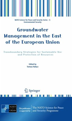 Groundwater Management in the East of the European Union (eBook, PDF)