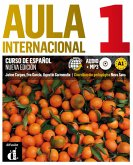 Aula internacional nueva edición 01. Libro del alumno + Audio-CD (MP3)