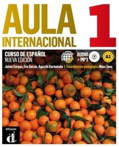 Aula internacional nueva edición 01. Libro del alumno + Audio-CD (MP3)