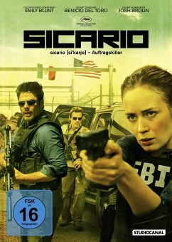 Sicario - Blunt,Emily/Del Toro,Benicio