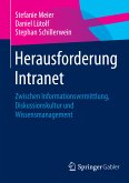Herausforderung Intranet (eBook, PDF)