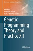 Genetic Programming Theory and Practice XII (eBook, PDF)