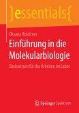 Einführung in die Molekularbiologie (eBook, PDF)