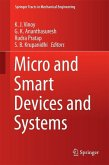 Micro and Smart Devices and Systems (eBook, PDF)