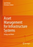 Asset Management for Infrastructure Systems (eBook, PDF)