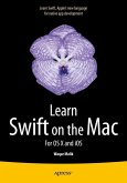 Learn Swift on the Mac (eBook, PDF)