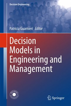 Decision Models in Engineering and Management (eBook, PDF)