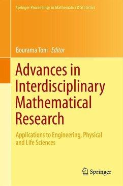 Advances in Interdisciplinary Mathematical Research (eBook, PDF)