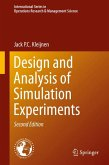 Design and Analysis of Simulation Experiments (eBook, PDF)