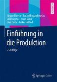 Einführung in die Produktion (eBook, PDF)