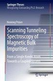 Scanning Tunneling Spectroscopy of Magnetic Bulk Impurities (eBook, PDF)