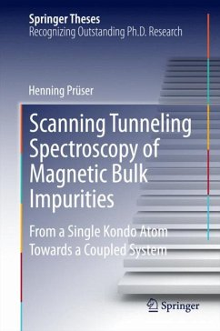 Scanning Tunneling Spectroscopy of Magnetic Bulk Impurities (eBook, PDF) - Prüser, Henning