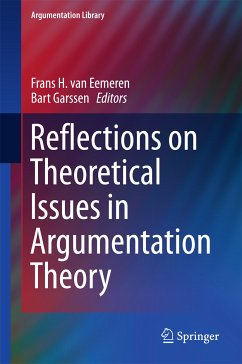 Reflections on Theoretical Issues in Argumentation Theory (eBook, PDF)
