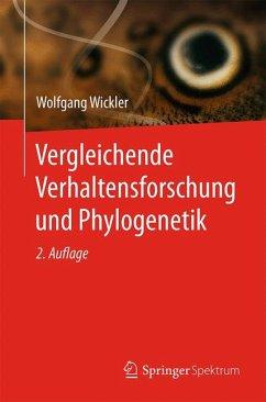 Vergleichende Verhaltensforschung und Phylogenetik (eBook, PDF) - Wickler, Wolfgang