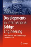 Developments in International Bridge Engineering (eBook, PDF)