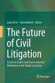 The Future of Civil Litigation (eBook, PDF)