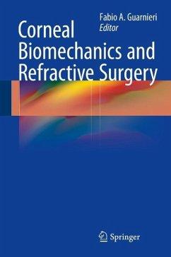 Corneal Biomechanics and Refractive Surgery (eBook, PDF)