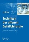 Techniken der offenen Gefäßchirurgie (eBook, PDF)