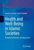 Health and Well-Being in Islamic Societies (eBook, PDF)
