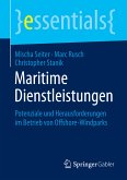 Maritime Dienstleistungen (eBook, PDF)