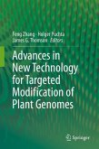 Advances in New Technology for Targeted Modification of Plant Genomes (eBook, PDF)