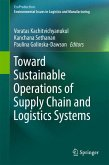 Toward Sustainable Operations of Supply Chain and Logistics Systems (eBook, PDF)