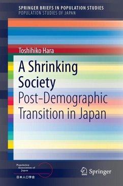 A Shrinking Society (eBook, PDF) - Hara, Toshihiko