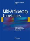 MRI-Arthroscopy Correlations (eBook, PDF)