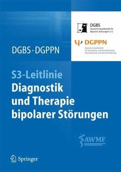 S3-Leitlinie - Diagnostik und Therapie bipolarer Störungen (eBook, PDF)