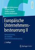 Europäische Unternehmensbesteuerung II (eBook, PDF)