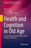 Health and Cognition in Old Age (eBook, PDF)