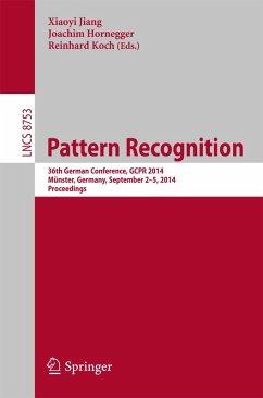 Pattern Recognition (eBook, PDF)