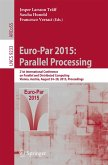 Euro-Par 2015: Parallel Processing (eBook, PDF)