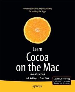 Learn Cocoa on the Mac (eBook, PDF) - Nutting, Jack; Clark, Peter