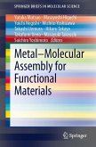 Metal-Molecular Assembly for Functional Materials (eBook, PDF)