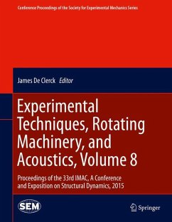 Experimental Techniques, Rotating Machinery, and Acoustics, Volume 8 (eBook, PDF)