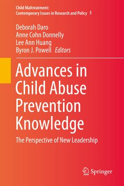 Advances in Child Abuse Prevention Knowledge (eBook, PDF)
