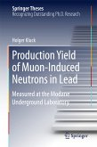 Production Yield of Muon-Induced Neutrons in Lead (eBook, PDF)