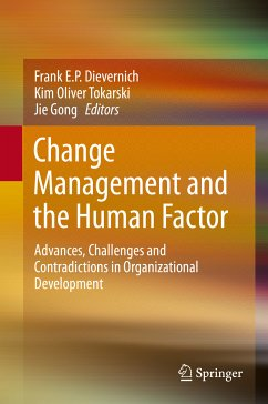 Change Management and the Human Factor (eBook, PDF)