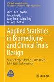 Applied Statistics in Biomedicine and Clinical Trials Design (eBook, PDF)