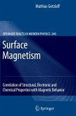 Surface Magnetism (eBook, PDF)