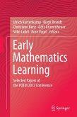 Early Mathematics Learning (eBook, PDF)