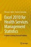 Excel 2010 for Health Services Management Statistics (eBook, PDF)