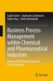 Business Process Management within Chemical and Pharmaceutical Industries (eBook, PDF)