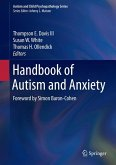 Handbook of Autism and Anxiety (eBook, PDF)