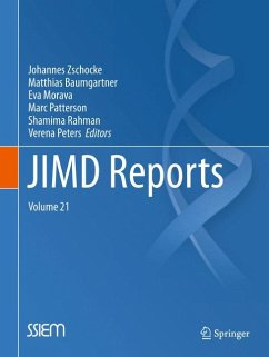 JIMD Reports, Volume 21 (eBook, PDF)