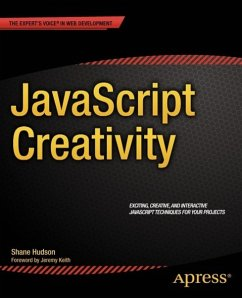 JavaScript Creativity (eBook, PDF) - Hudson, Shane