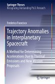 Trajectory Anomalies in Interplanetary Spacecraft (eBook, PDF)