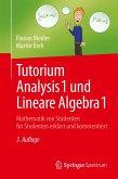 Tutorium Analysis 1 und Lineare Algebra 1 (eBook, PDF)