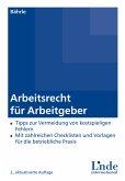 Arbeitsrecht für Arbeitgeber (eBook, PDF)